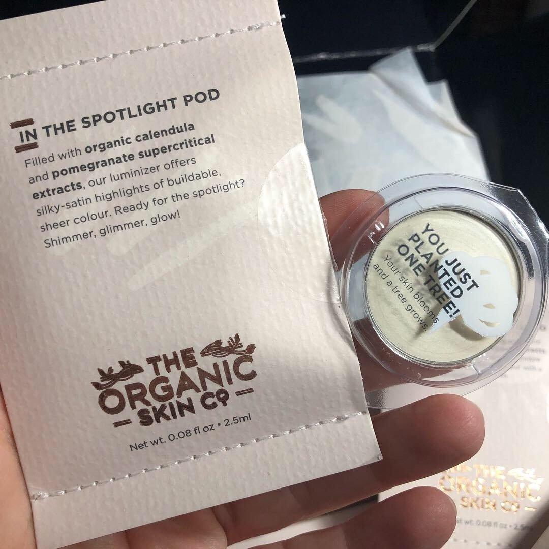 The Organic Skin Co 3