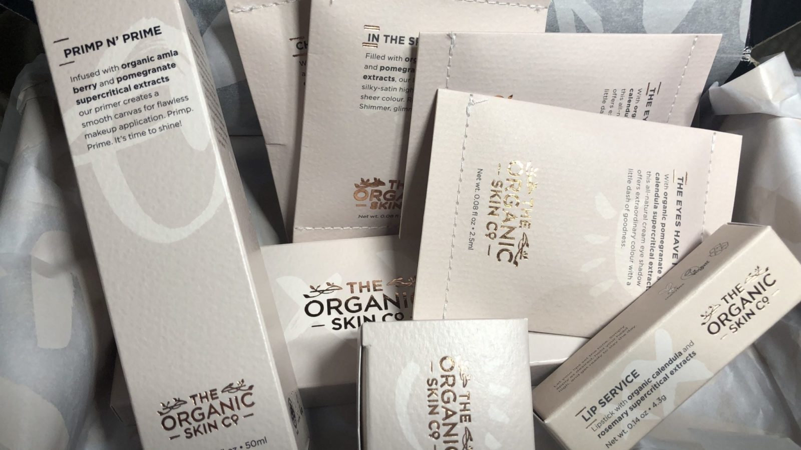 The Organic Skin Co 7