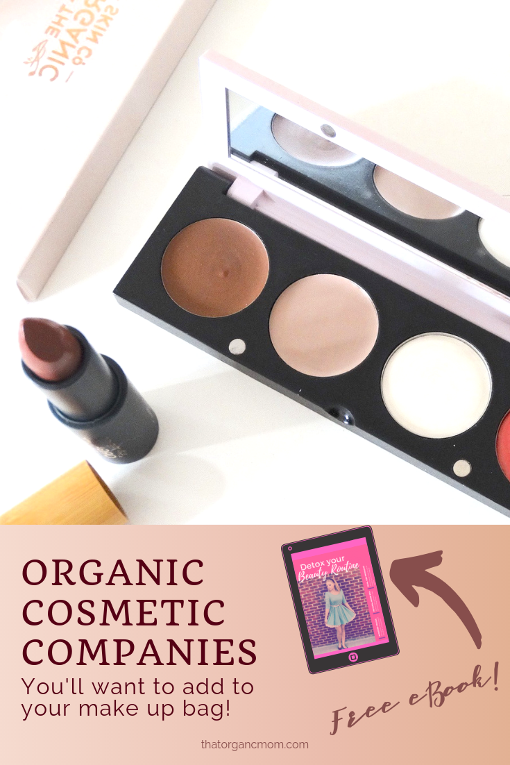 The Organic Skin Co - Pop a pod in your palette! 1