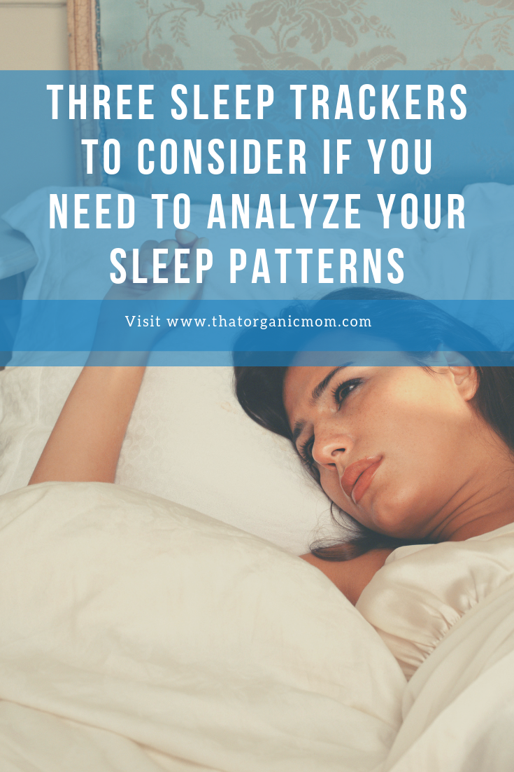 How to detect sleep problems and improve sleep hygiene with sleep trackers 1
