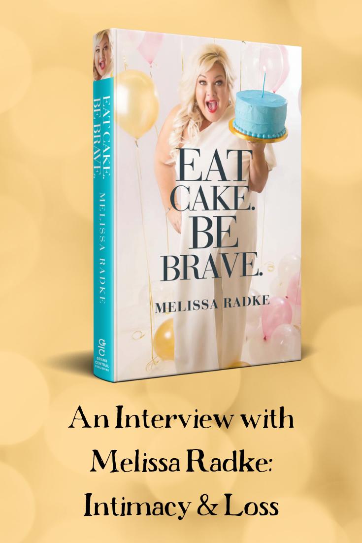 Eat Cake, Be Brave Author Melissa Radke on Jubilee Road Podcast 2