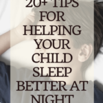 Understanding and treating childhood insomnia and other sleep problems 5