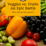 Veggies vs. Fruits - An Epic Battle - Who will be the winner? 2