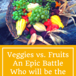 Veggies vs. Fruits - An Epic Battle - Who will be the winner? 4