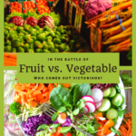 Veggies vs. Fruits - An Epic Battle - Who will be the winner? 5