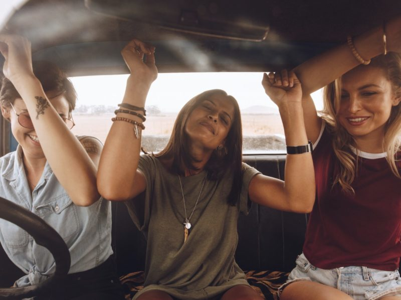 The Health Benefits of A Great Friendship 2