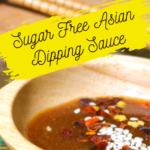 "Asian ""Peanut"" Sauce Recipe - Low Carb, Ketogenic Friendly 14"