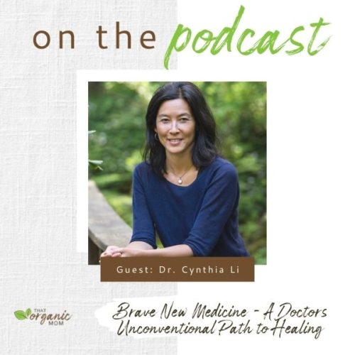 Brave New Medicine - A Doctors Unconventional Path to Healing her Autoimmune Illness with Cynthia Li, MD 3