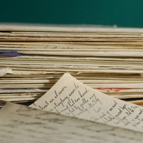 History and The Lost Art of Letter Writing 3
