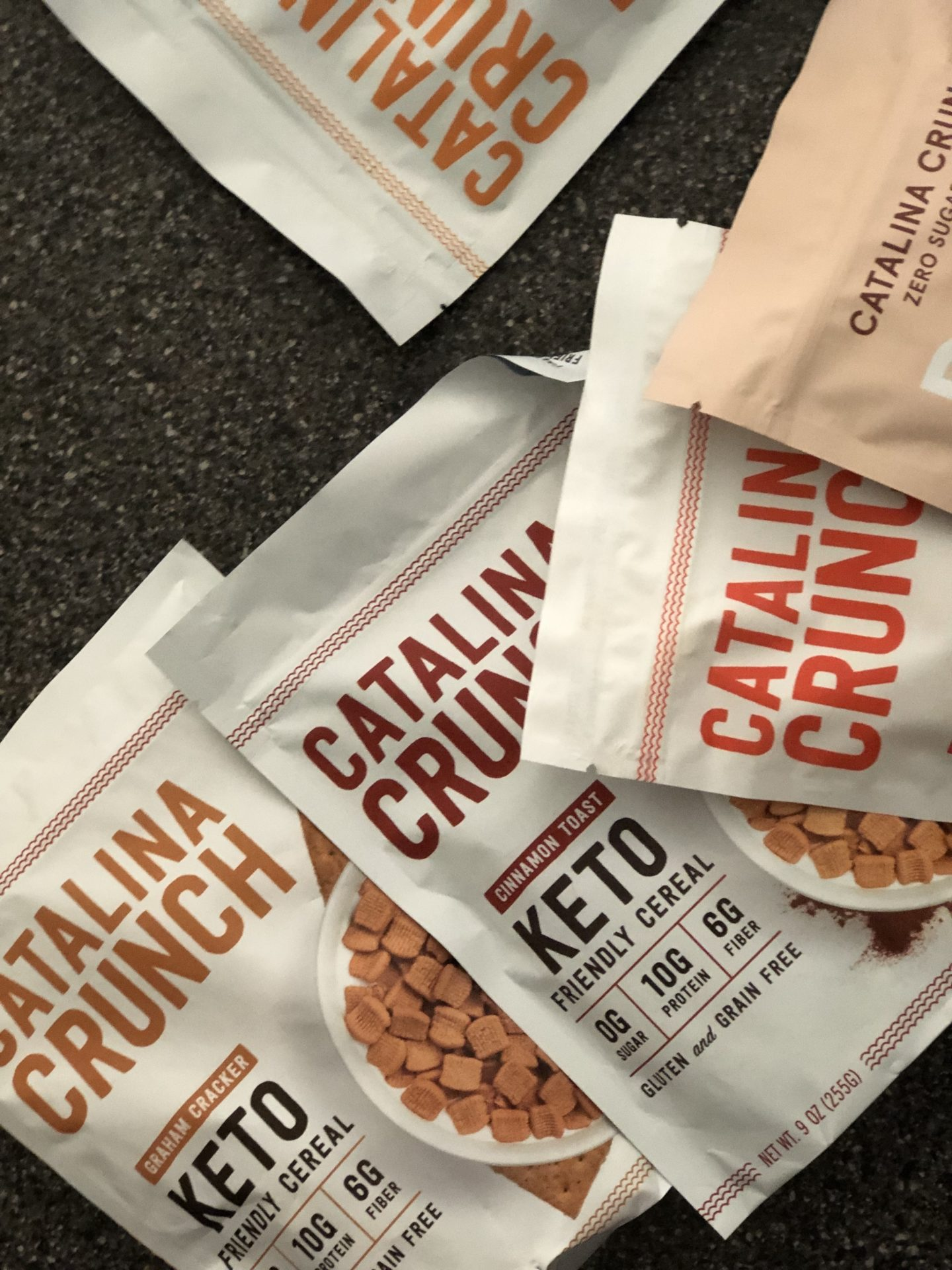 How his diabetes diagnosis led to the creation of Catalina Crunch 2