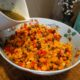 Southwest Sweet Potato with Lime Vinaigrette