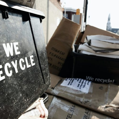 America Recycles Day 6