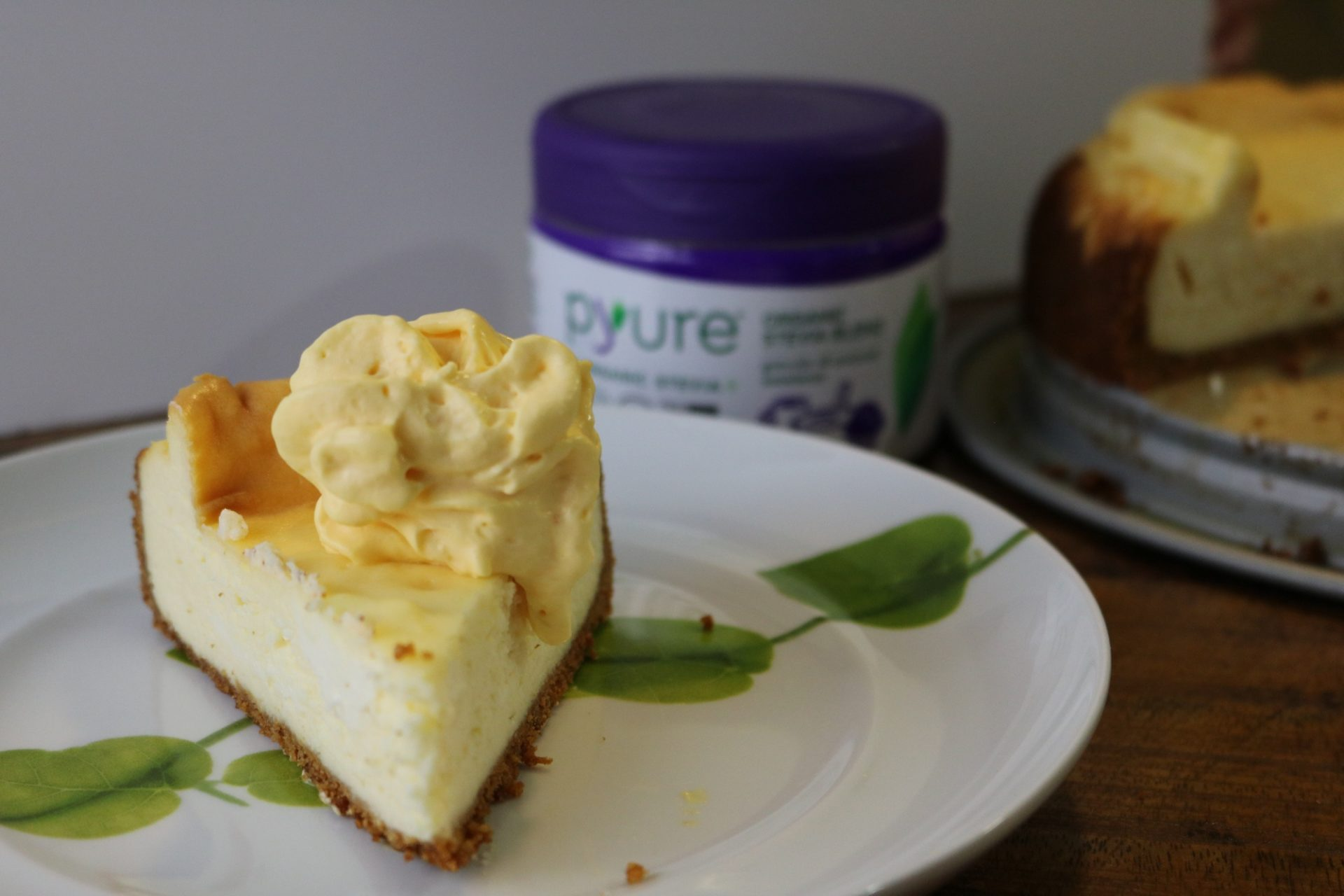 Cheesecake low carb sugar free keto thm friendly 9