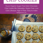 The Easiest Low Carb Chocolate Chip Cookies You'll Ever Taste - Keto & THM Friendly 5
