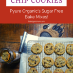 The Easiest Low Carb Chocolate Chip Cookies You'll Ever Taste - Keto & THM Friendly 6