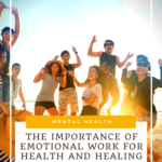 The Importance of Emotional Work for Health and Healing with Susana Stoica 1