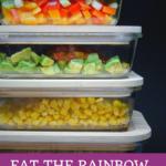 Eat the Rainbow Loaded Sweet Potatoes 11