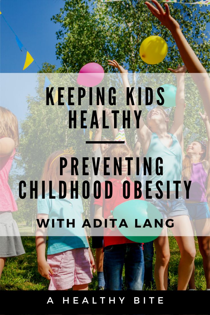 Keeping Kids Healthy and Preventing Childhood Obesity 6