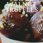 Sugar-Free Maple Walnut Truffles 12