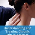 Understanding and Treating Chronic Pain in America with author Judy Foreman 3