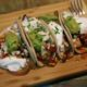 Spicy Chicken Tinga Tacos With Guacamole and Queso Fresco - Low Carb