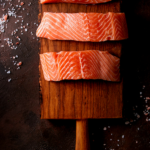Sugar and Spice Salmon - Low Carb and THM Friendly Recipe