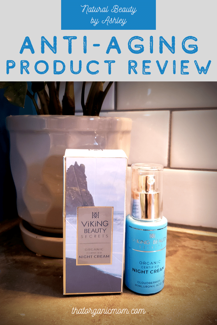 Viking Beauty Secrets Night Cream Review 3
