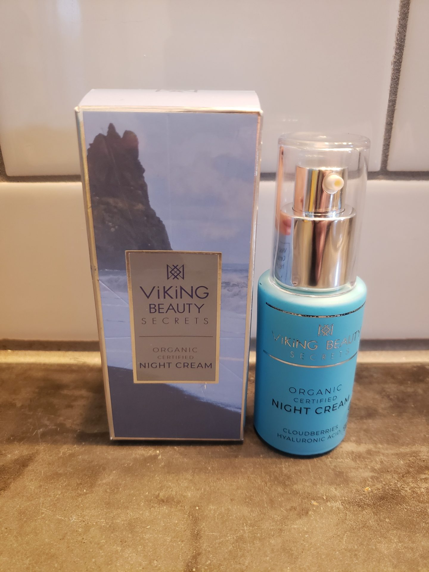 Viking Beauty Secrets Night Cream Review
