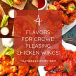 Crowd Pleasing Tasty Chicken Wings Trio 2