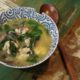 Thai Green Curry Coconut Fish Soup
