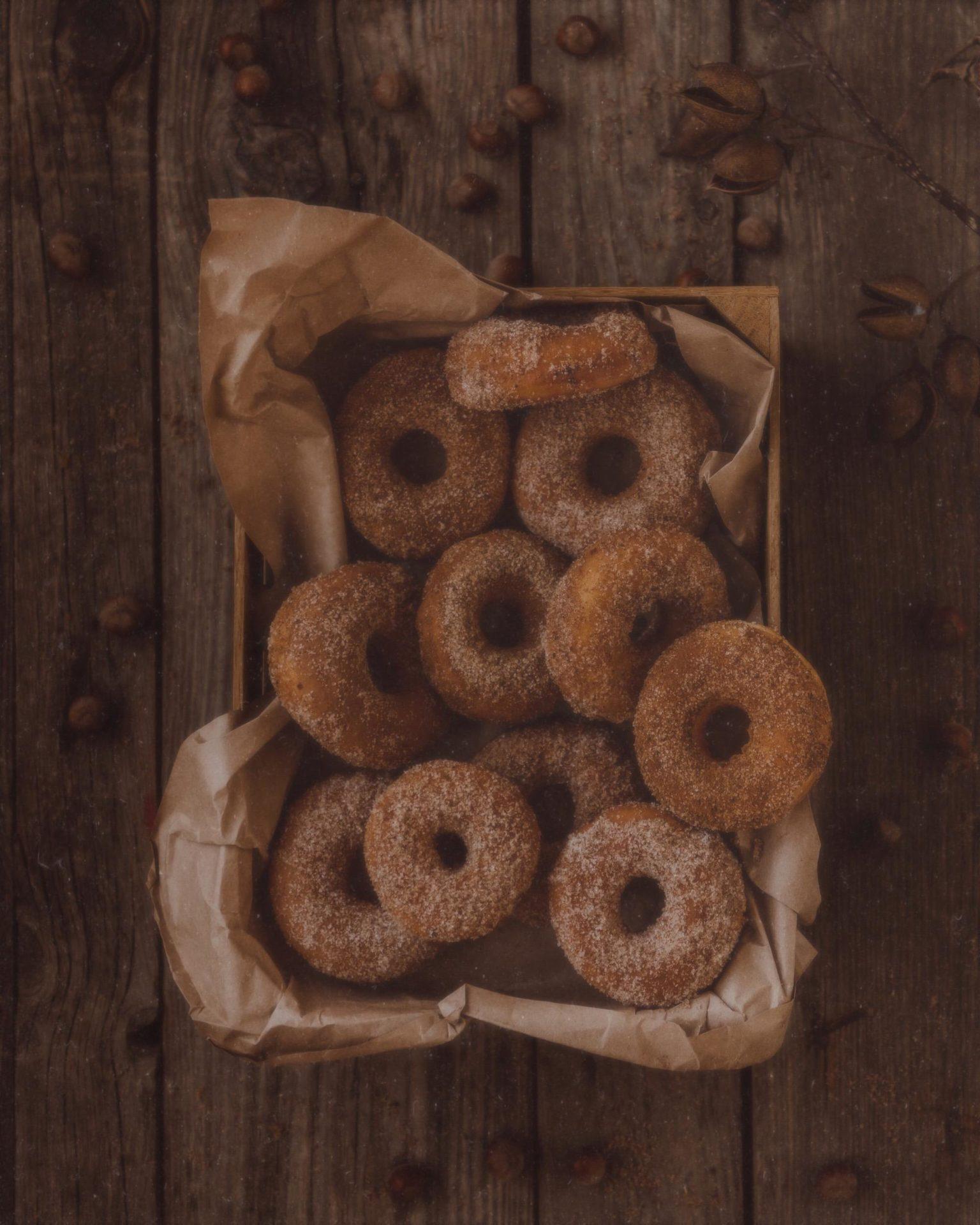Healthy Doughnut Recipes for National Doughnut Day 1