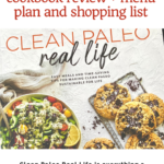 Clean Paleo Real Life Cookbook Review and Menu Plan [Keto Friendly] 6