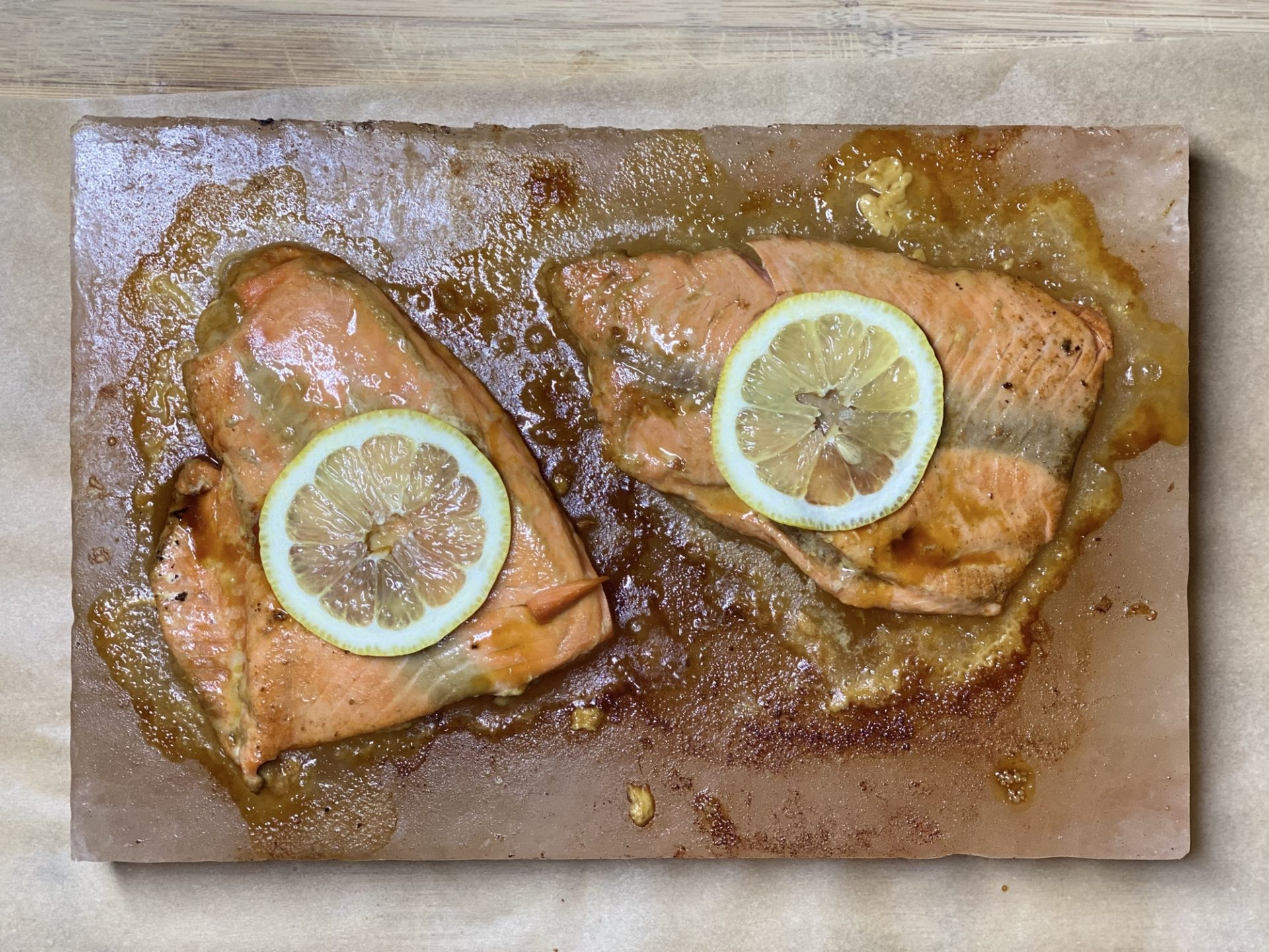 You'll impress everyone with this salt block salmon recipe, so prepare yourself to receive much praise when you serve this dish.
