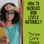 How to Increase Iron Levels Naturally 3