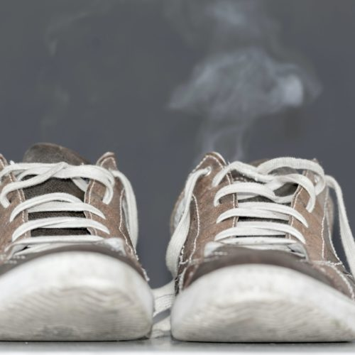 How to Remove Stinky Shoe Odor without Toxic Chemicals 1