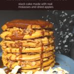 Old Fashioned Stack Cake Recipe 12