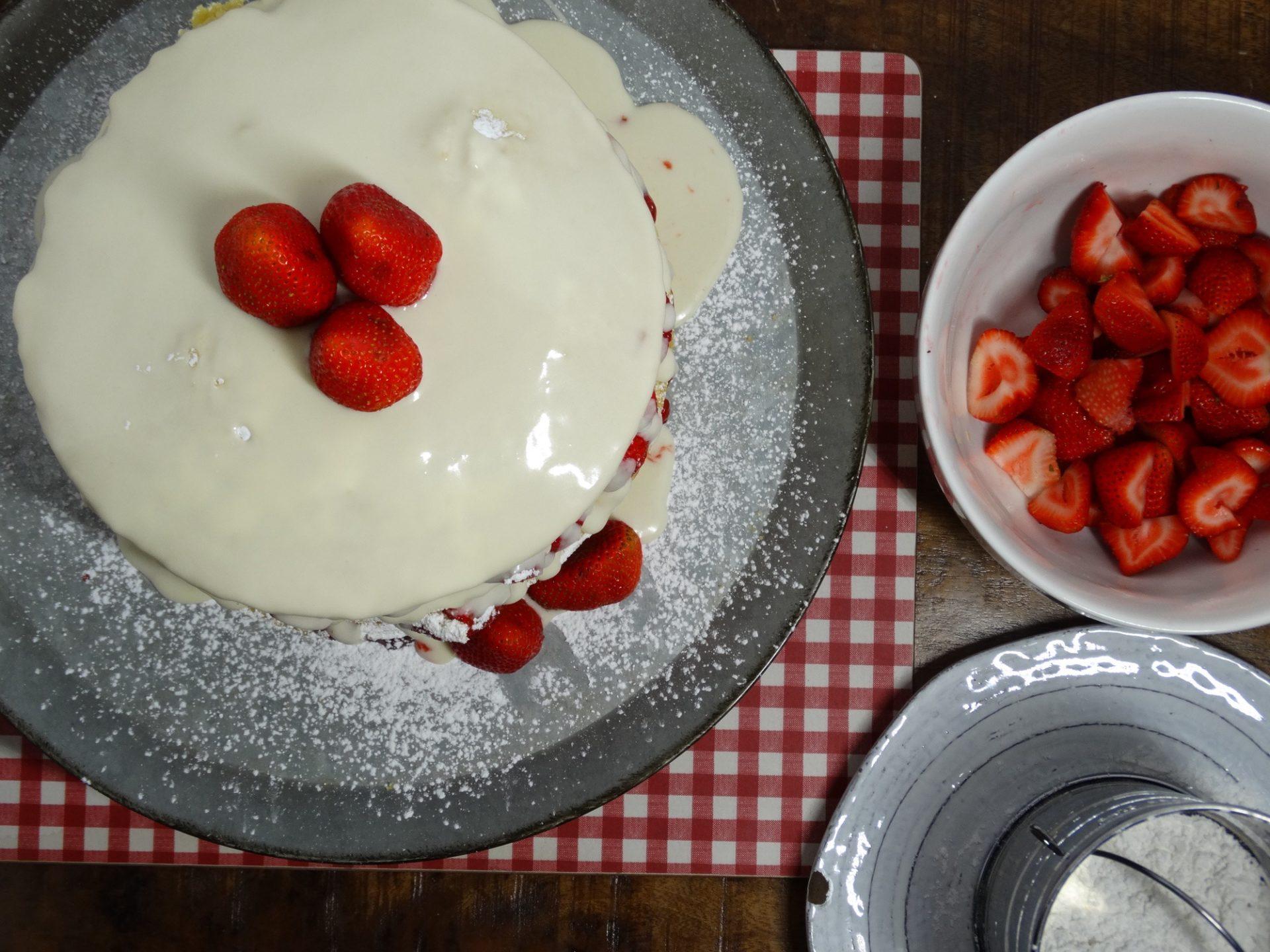 Old Fashioned Stack Cake Recipe 1