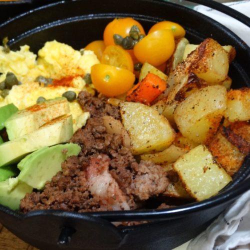 Hungarian Breakfast Bowl 3