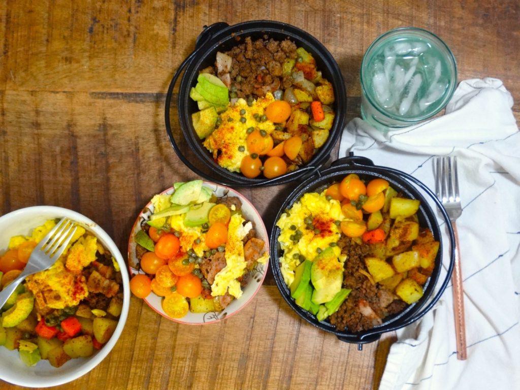 Hungarian Breakfast Bowl 4