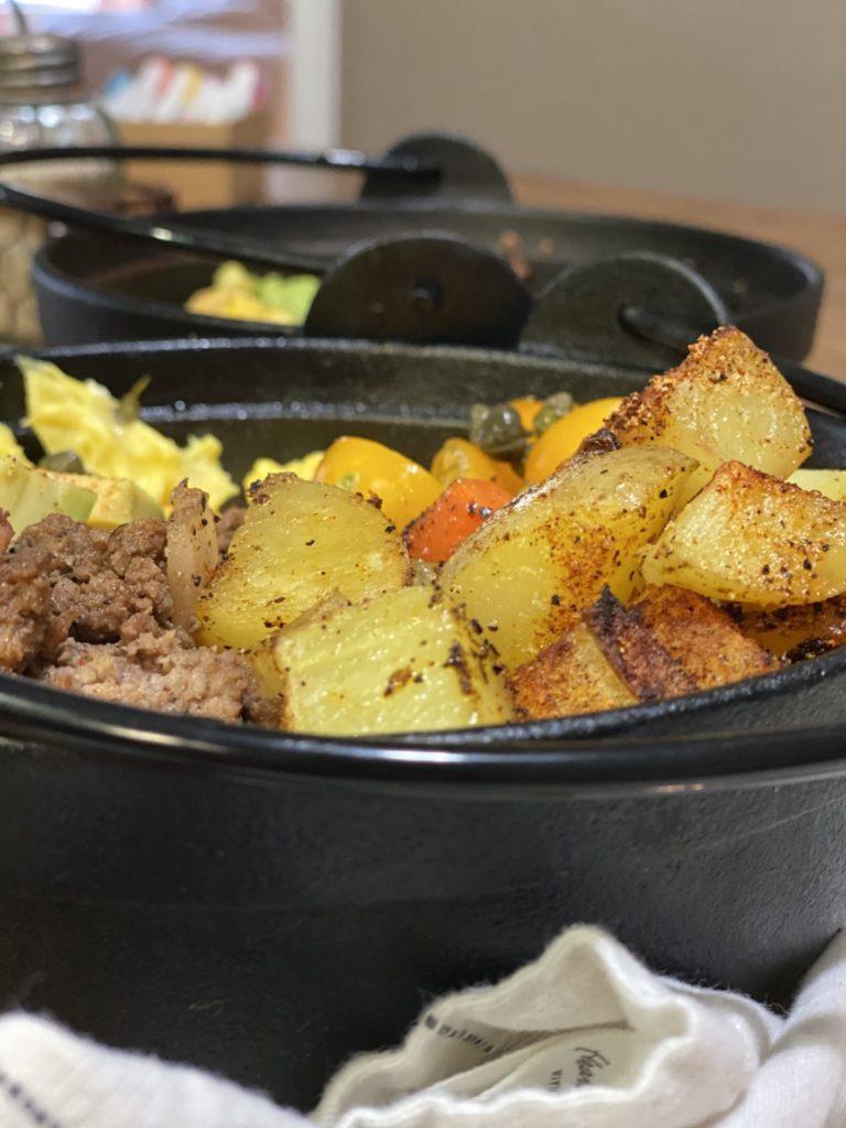 Hungarian Breakfast Bowl 5