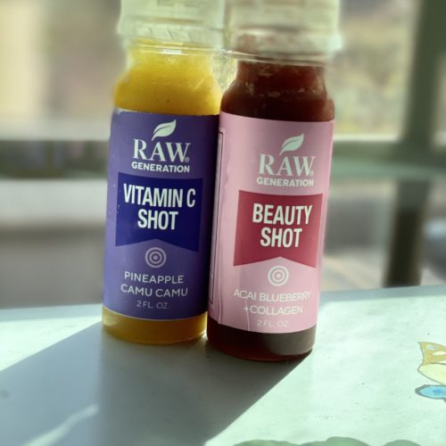 Kickstart Your Health Journey with these 7 Wellness Shots 7