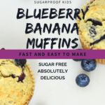 Sweeteners for Baking (and a recipe for Sugarproof Blueberry Banana Muffins) 4