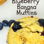 Sweeteners for Baking (and a recipe for Sugarproof Blueberry Banana Muffins) 5