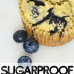Sweeteners for Baking (and a recipe for Sugarproof Blueberry Banana Muffins) 6