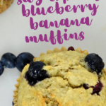 Sweeteners for Baking (and a recipe for Sugarproof Blueberry Banana Muffins) 7