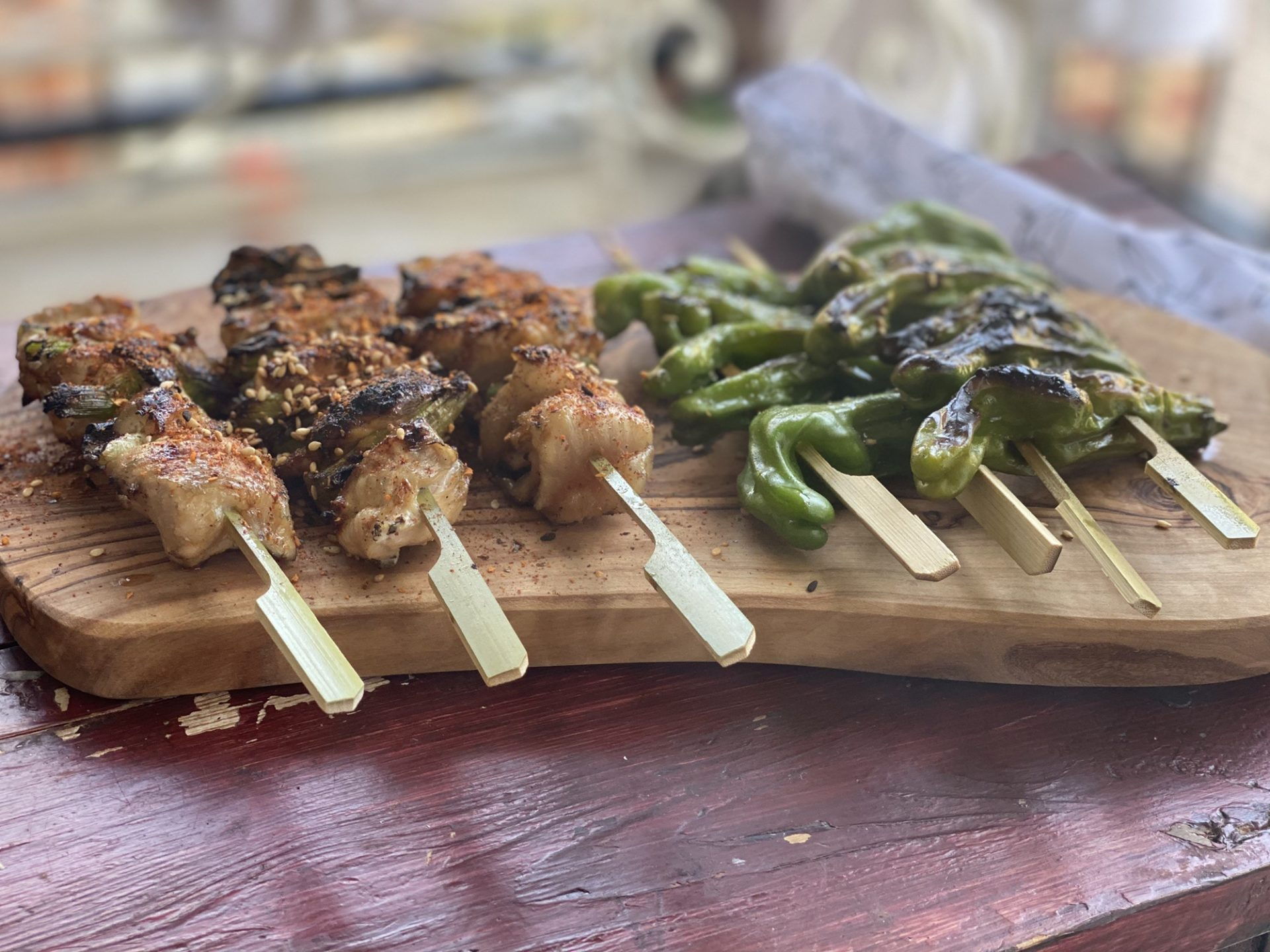 Yakitori Grill at Home for the Beginner 2