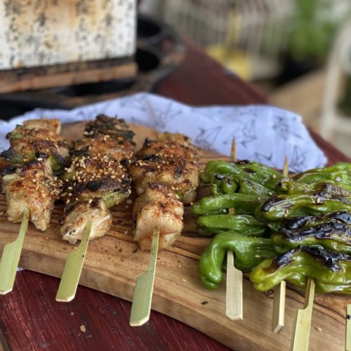 Yakitori Grill at Home for the Beginner 3