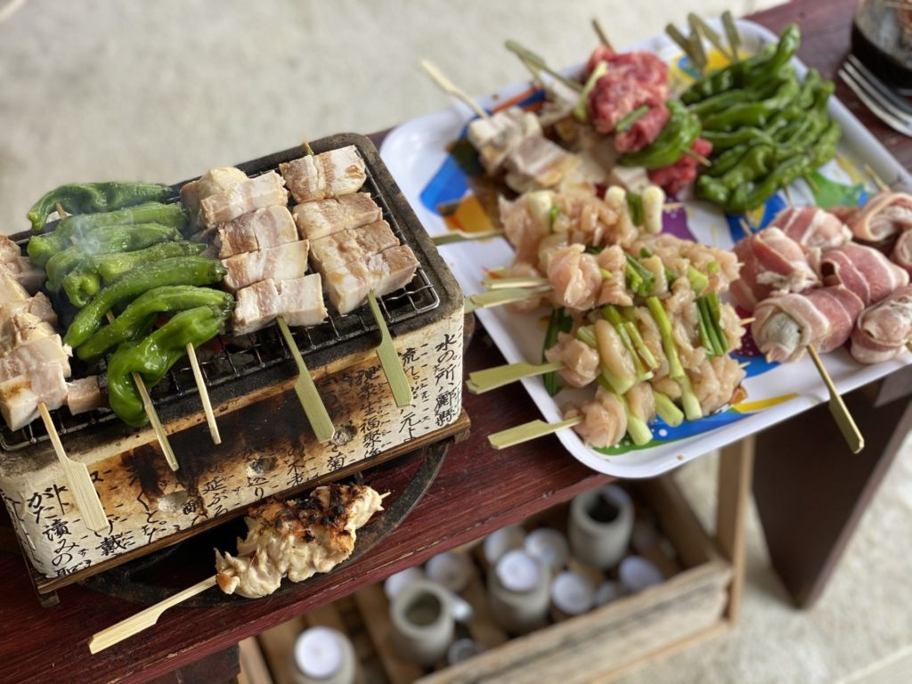 Yakitori Grill at Home for the Beginner 7