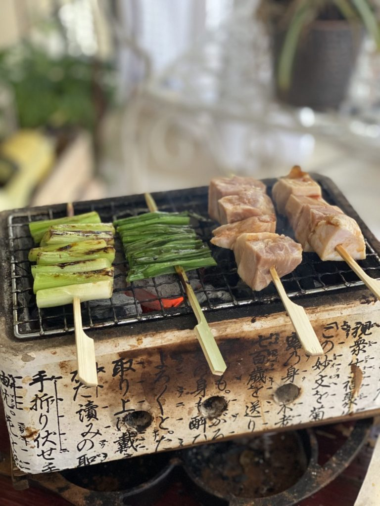Yakitori Grill at Home for the Beginner 8