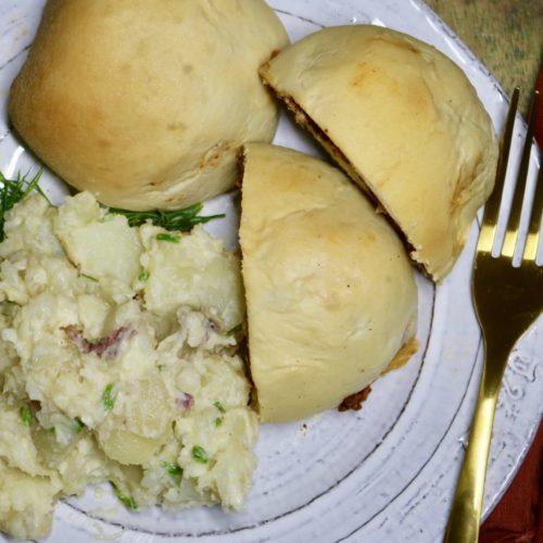 Creamy New Potatoes Recipe 1